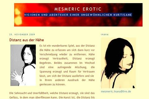 Mesmeric Erotic - Startseite