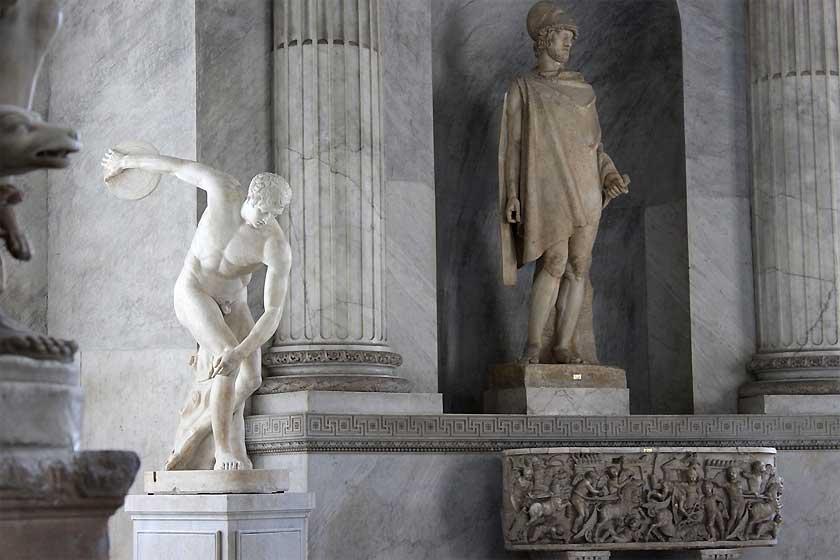 """Das gleiche Geschlecht oder """"Denke ich an Rom…"""""""