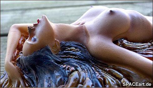 erotische Frauenfigur